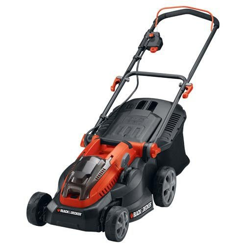 Black & Decker CM1640R 40V Cordless Lithium-Ion 16 in. Lawn Mower (Certified Refurbished) by BLACK+DECKER
