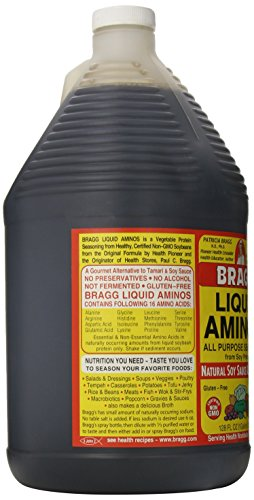 Bragg Liquid Aminos 1 Gallon by Bragg (Image #3)