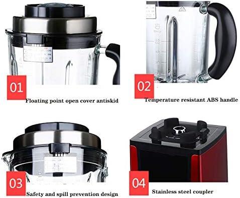 NEMWGSKPD Cocina completa automática de calefacción que rompe la pared de la máquina Hogar Multi-funcional de la máquina de leche de soja Exprimidor Máquina