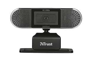 Trust Zyno webcam - Webcam Full HD con micrófono, (1920x1080, 30 fps)