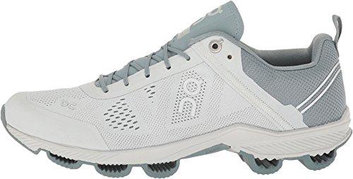On Running Cloudsurfer W 5.5, Chaussures de Compétition Femme, Blanc (Glacier / White), 36.5 EU