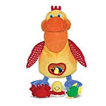 Babies And Toddlers Will Enjoy Hours Of Productive Play With This Melissa and Doug Hungry Pelican Learning Toy by Melissa
