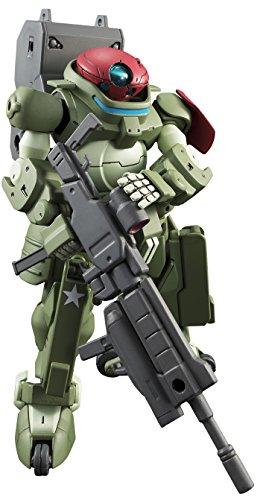(Bandai Hobby HG 1/144 #03 Grimoire Red Beret