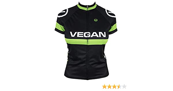 914a9a497 Amazon.com   Hill Killer Apparel Team Vegan Women s Cycling Jersey (Medium)    Sports   Outdoors