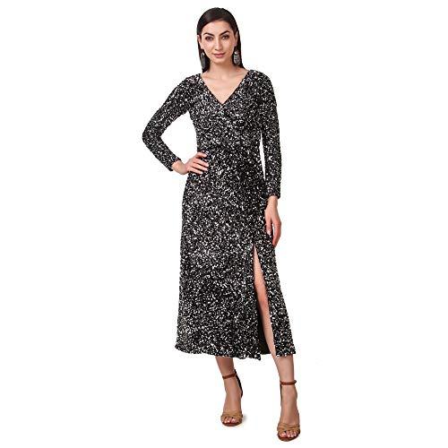Century 21 Women Gown Black Dress