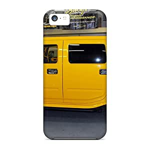 New Diy Design Yellow Hummer For Iphone 5c Cases Comfortable For Lovers And Friends For Christmas Gifts