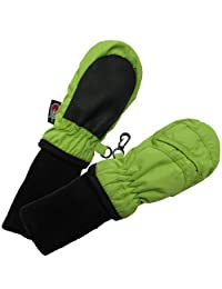 SnowStoppers Kid's Stay-on Nylon Mitten Extra Small -No Thumbs!