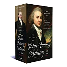 The Diaries of John Quincy Adams 1779-1848: A Library of America Boxed Set