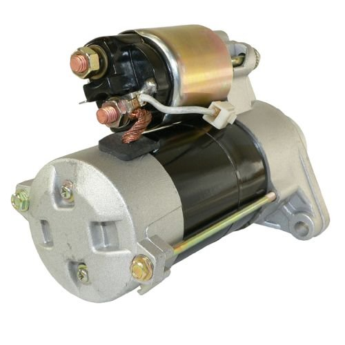 DB Electrical SND0338 Starter For Kubota Tractor Mower Diesel F2260-R F2560-E F2560-R F3060-R ZD18 ZD21 G2160 G2160-R48S GR2100 TG1860 /1G023-63010 67980-31150 6A320-59210 K3511-81411