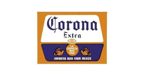Cerveza Corona Porcelana Nevera Im?n no venden: Amazon.es: Hogar