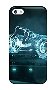 Excellent Design Tron Legacy Phone Case For Iphone 5/5s Premium Tpu Case