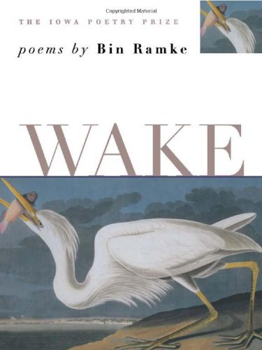 Wake (Iowa Poetry Prize)