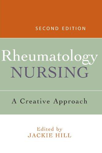 Rheumatology Nursing: A Creative Approach