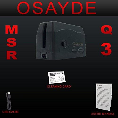 OSAYDE MSR Q3 Lecteur De Cartes Crdit Le Plus Petit