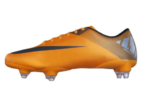 Nike Mercurial Victory II SG Mens soccer Boots / Cleats - Orange - SIZE US 9.5