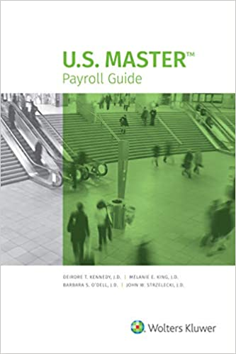 U. S. Master payroll guide, 2019 edition | wolters kluwer legal.