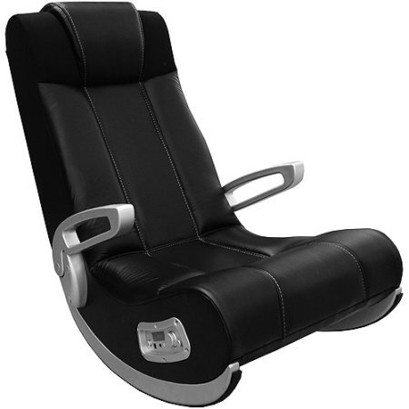 Price comparison product image X Rocker II SE 2.1, 51723 Gaming Chair with Wireless Audio Transmitter Black