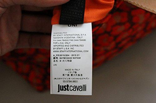 Roberto Cavalli Borsa Tote Donna Red & Orange Nueva Llegada La Venta En Línea Mejores Precios De Descuento Manchester Salida Se Ocupa De Venta En Línea JNpeLQNUS