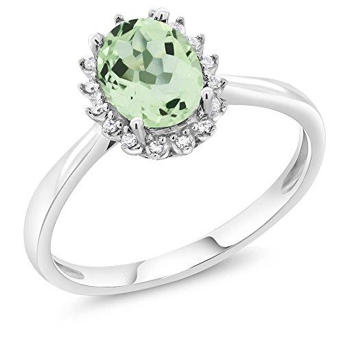0.75 Ct Oval Diamond - 9