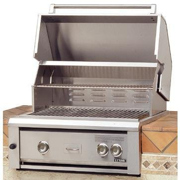 Luxor Gas Grills 30 Inch Built-in Natural Gas Grill With 1 Infrared Burner Aht-30cv-bi-ng 1