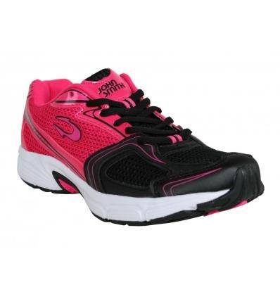 Chaussures de sport pour Femme JOHN SMITH RACAX W 15I NEGRO-FUCSIA