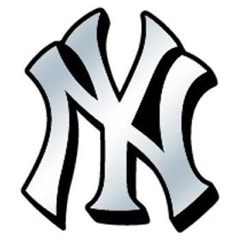 ProMark New York Yankees Silver Auto - New Car Yankees York Accessories