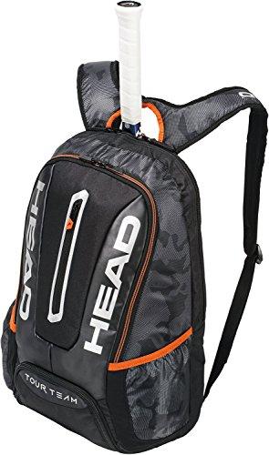 HEAD  Tour Team Backpack Black/Silver