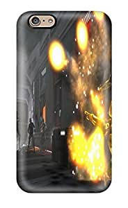 Ultra Slim Fit Hard DanRobertse Case Cover Specially Made For Iphone 6- Star Wars Clone Wars
