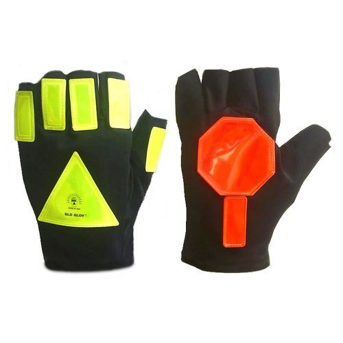 (SuperStop Reflective Traffic Safety Gloves)