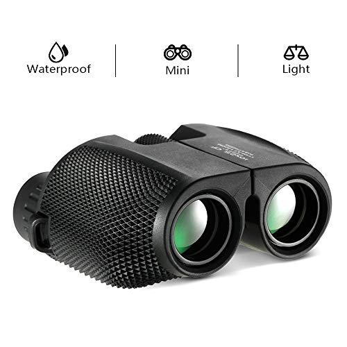 Compact Binoculars for Kids Bird Watching,SUVOM High Powered 10x25 Mini...