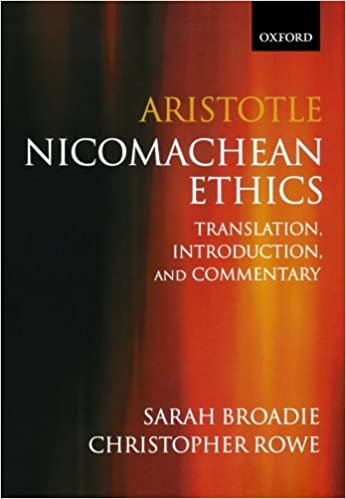 aristotles over specification of courage in the book nichomachean ethics Access to over 100,000 complete essays and term papers according to aristotle in the nicomachean ethics essays related to aristotle, courage and virtue 1.