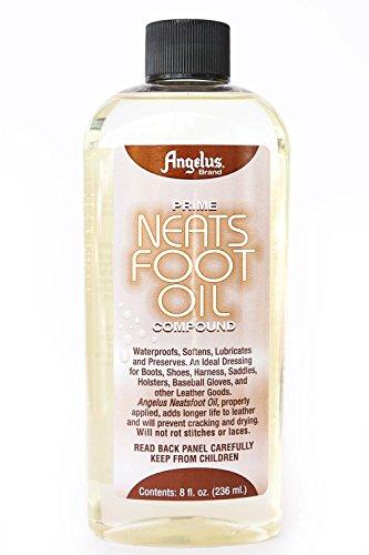 Angelus Neatsfoot Waterproof Protector Conditioner