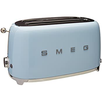 Amazon Com Smeg Tsf02pbus 50 S Retro Style Aesthetic 4