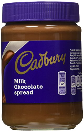 Cadbury Chocolate Spread 14oz Pack of 2
