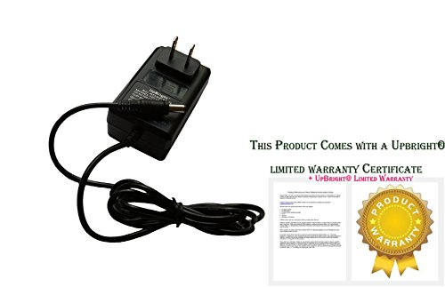 Jwin Systems Speaker (UpBright New 15V AC / DC Adapter For jWIN iLuv i552, i177 i177-01 i177BLK-V-B i177WHT iPod Radio Docking Station Speaker, i177BLK-V-B i177BLK Model OH-48063DT iPod Alarm Clock Audio System Charger)
