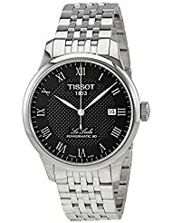 Tissot Men's Le Locle Powermatic 80 - T0064071105300 Black/Grey One Size