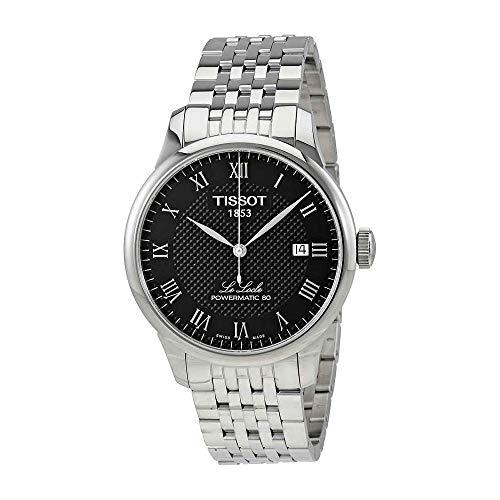 Tissot Men's Le Locle Powermatic 80 - T0064071105300 Black/Grey One ()
