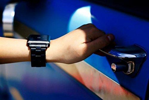 Rockwell Time Men's 40mm 2 Phantom Watch, Black