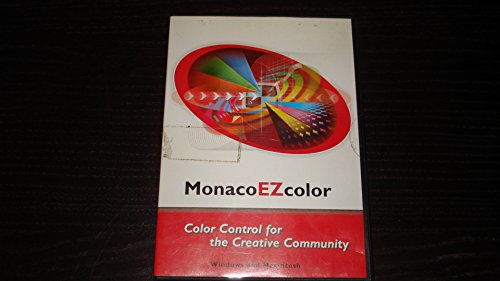 MONACO EZColor X-Rite software for windows & - Window Picadilly