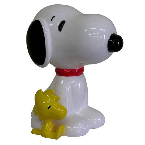 Snoopy Coin Bank: Friends (Peanut Coin Bank)