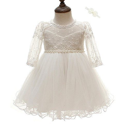Moon Kitty Dresses Christening Baptism product image