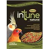 Higgins Intune Natural Con/Tiel Pellet Food 2lb, My Pet Supplies