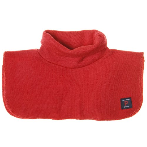 POLARN O. PYRET MERINO WOOL NECK WARMER (CHILD)/Poppy 60018218114