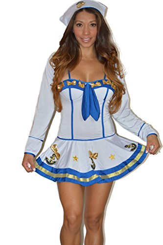 Sexit (Making Waves Sailor Costume)