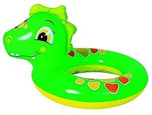 24 green and orange dinosaur children 39 s - Amazon inflatable swimming pool toys ...