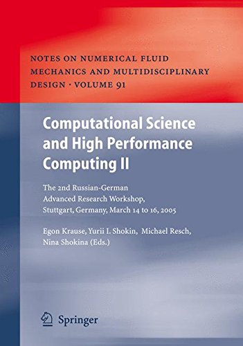 Computational Science and High Performance Computing II: The 2nd Russian-German Advanced Research Workshop, Stuttgart, G
