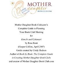 Kimchi and Calamari: Book Club Meeting Planner