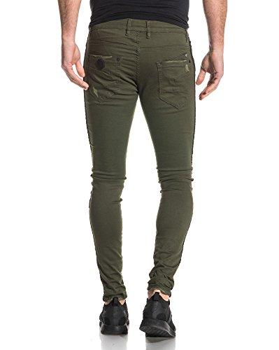 Verde Jeans Uomo Skinny Project Basic X 5YXqnxwRS