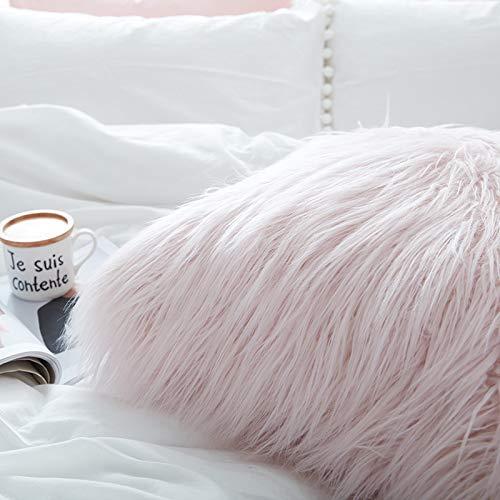 Humanizado INICIO Europeo imitación almohada de lana de ...