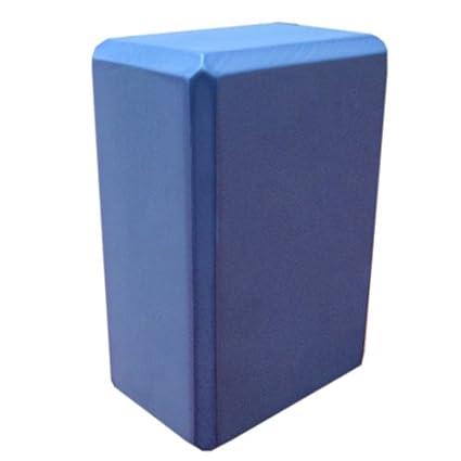 Yoga Bloque, aprox. 22 x 15 x 10 cm de grosor)